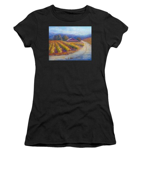 Red Barn Vineyard Women's T-Shirt