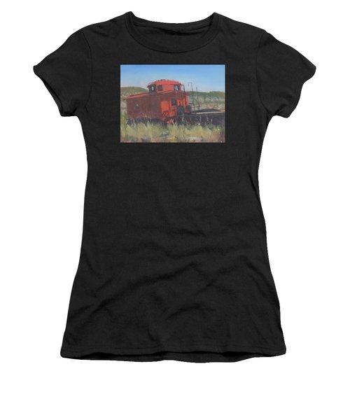 Red - Art By Bill Tomsa Women's T-Shirt