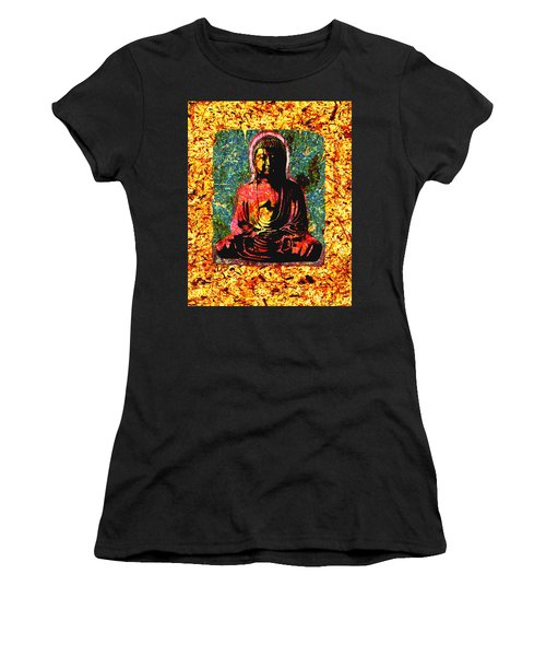 Red Buddha Women's T-Shirt