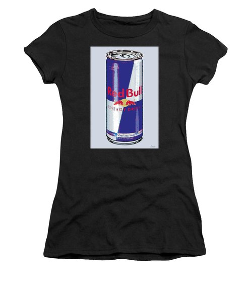Red Bull Ode To Andy Warhol Women's T-Shirt