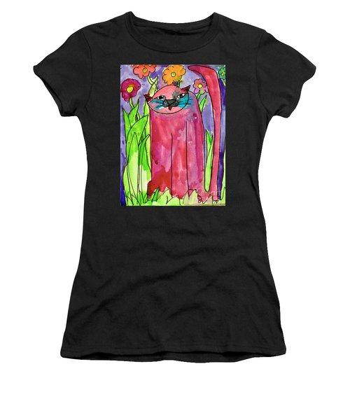 Red Cat Women's T-Shirt