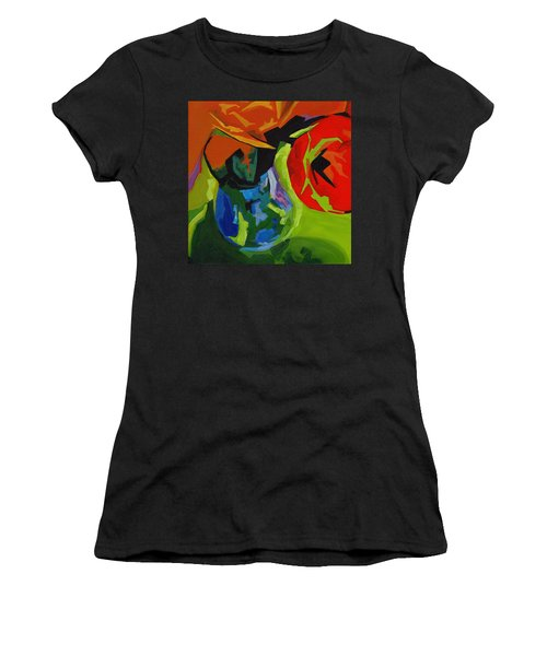 Red Tulip Women's T-Shirt