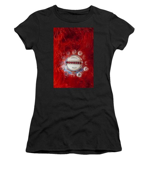 Red Phone For Emergencies Women's T-Shirt