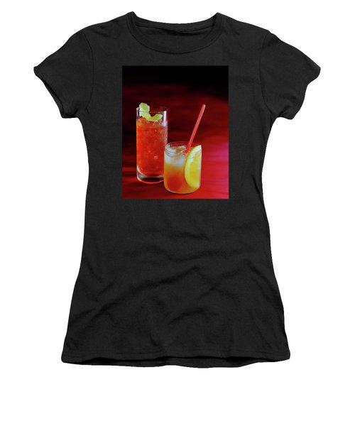 Red Rocktails Women's T-Shirt