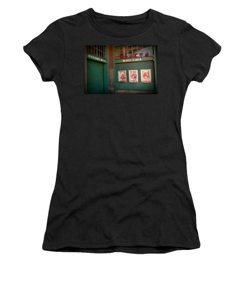 Red Sox Tickets Will Call Women's T-Shirt