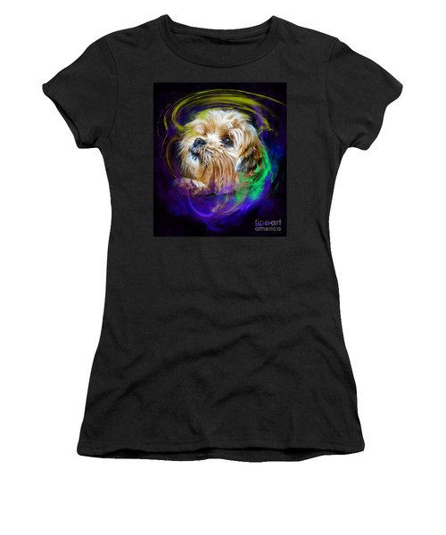 Reflecting On My Life Women's T-Shirt (Athletic Fit)