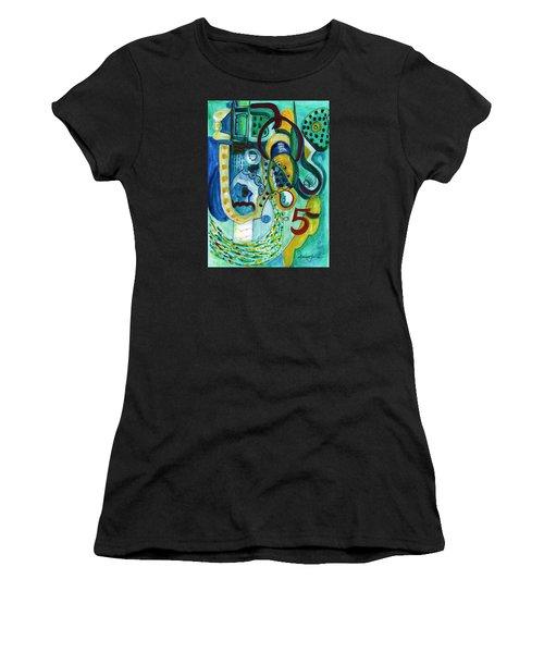 Reflective #5 Women's T-Shirt