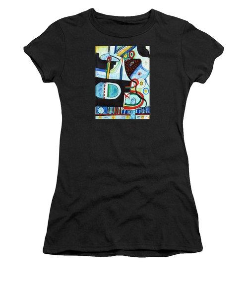 Reflective #7 Women's T-Shirt