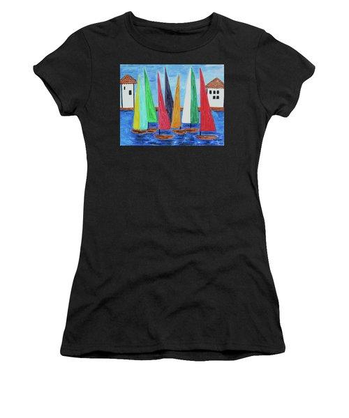 Regatta Women's T-Shirt (Athletic Fit)