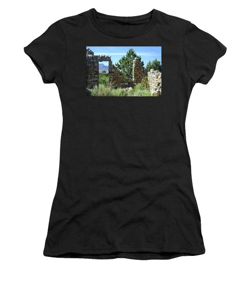Remains Of A Dream Women's T-Shirt (Athletic Fit)