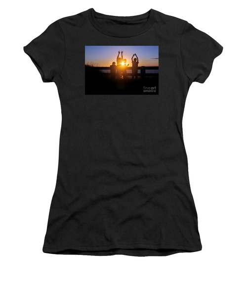 Remains Of The Day Women's T-Shirt (Athletic Fit)