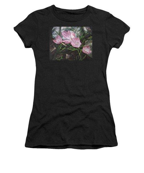 Resurrection Lilies Women's T-Shirt