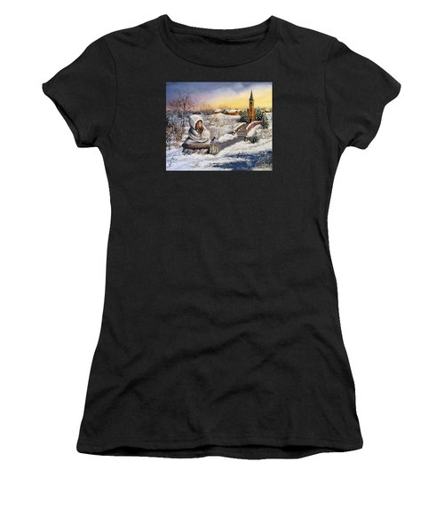 Return Women's T-Shirt (Athletic Fit)