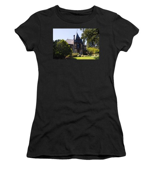 Rhine House At Beringer Winery St Helena Napa California Dsc1719 Women's T-Shirt