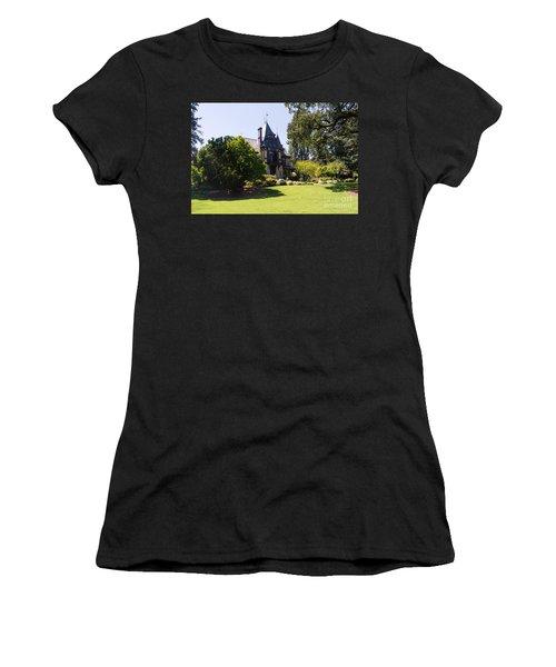 Rhine House At Beringer Winery St Helena Napa California Dsc1722 Women's T-Shirt