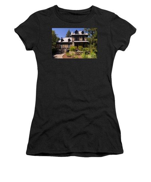 Rhine House At Beringer Winery St Helena Napa California Dsc1724 Women's T-Shirt