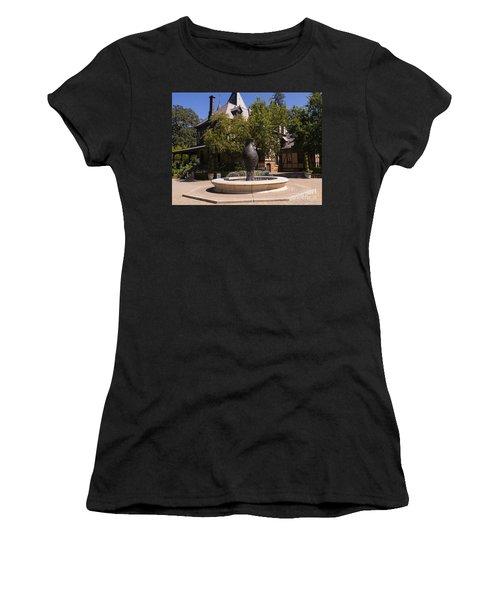 Rhine House At Beringer Winery St Helena Napa California Dsc1728 Women's T-Shirt