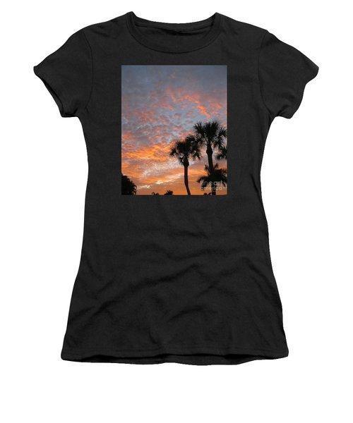 Rise And Shine. Florida. Morning Sky View Women's T-Shirt