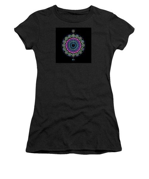 Rising Above Challenges Women's T-Shirt (Junior Cut) by Keiko Katsuta