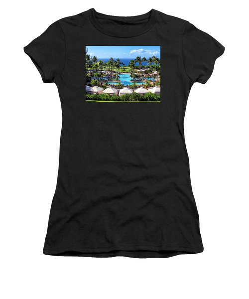 Ritz Carlton 17 Women's T-Shirt (Athletic Fit)
