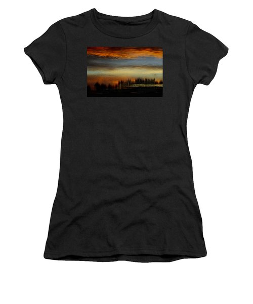 River Of Sky Women's T-Shirt