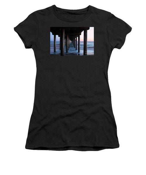 Road To Heaven Women's T-Shirt (Junior Cut) by Mariola Bitner