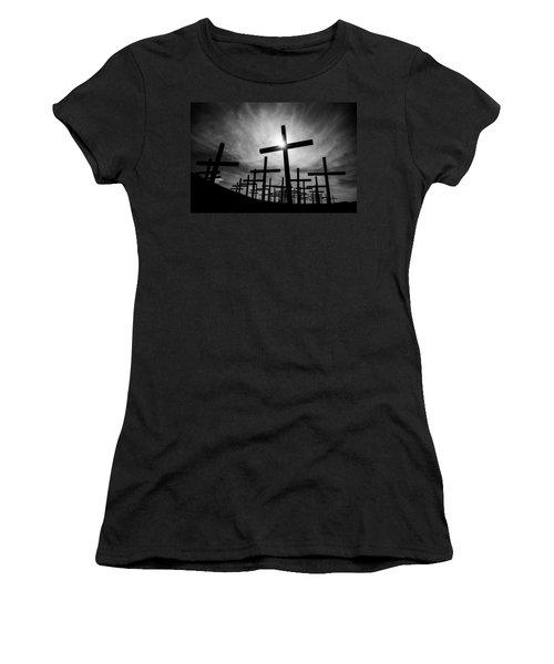 Roadside Memorial Women's T-Shirt