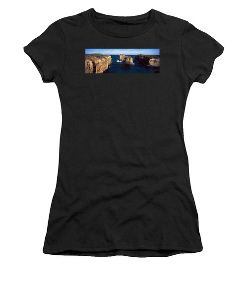 Rock Formations In The Ocean, Campbell Women's T-Shirt