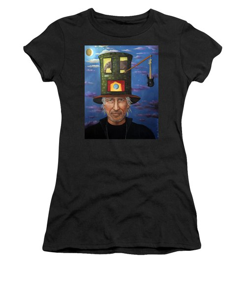 Roger Waters Women's T-Shirt (Athletic Fit)