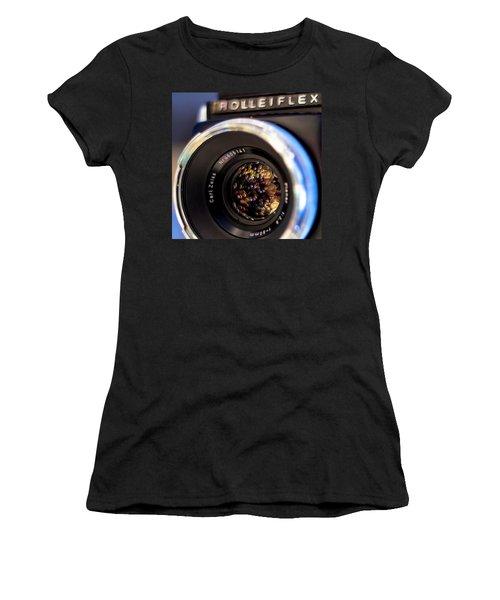 Rollei Champagne Women's T-Shirt