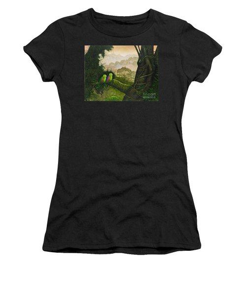 Romantique II Women's T-Shirt (Athletic Fit)