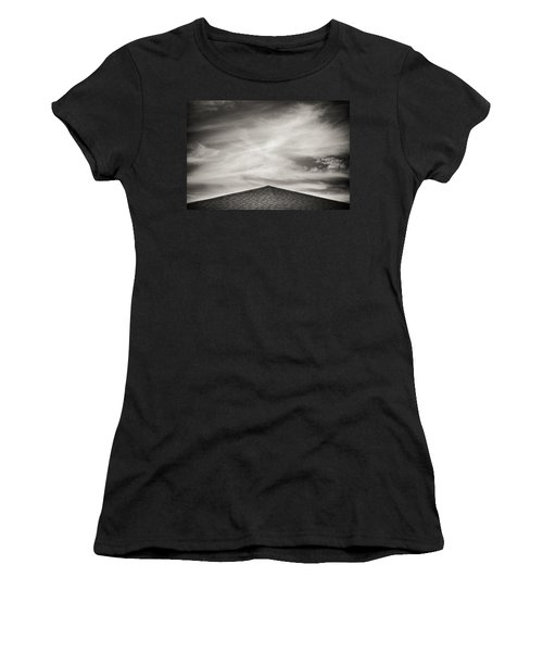 Rooftop Sky Women's T-Shirt