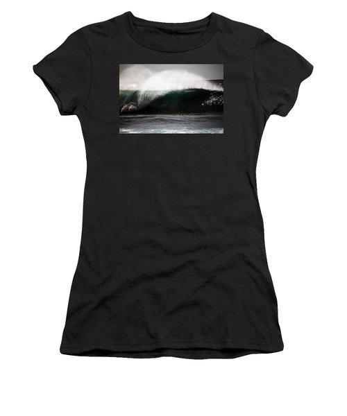 Rooster Tails Women's T-Shirt (Athletic Fit)