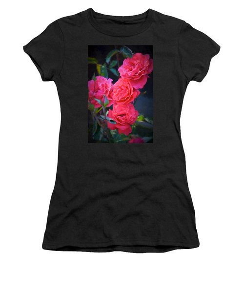 Rose 138 Women's T-Shirt (Athletic Fit)