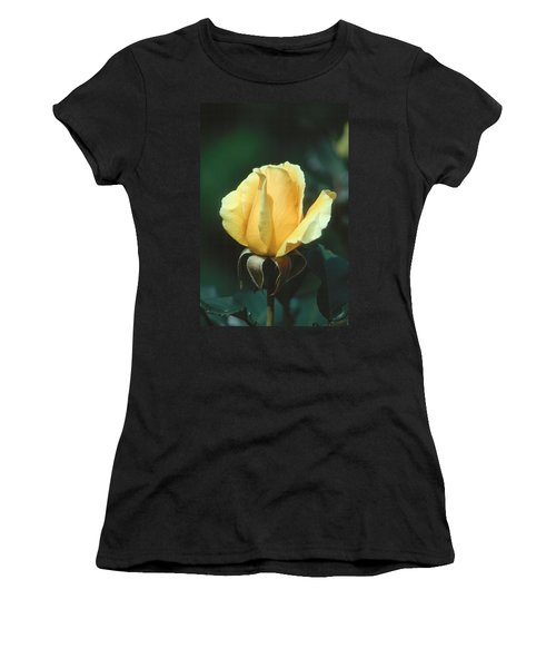 Rose 2 Women's T-Shirt (Athletic Fit)