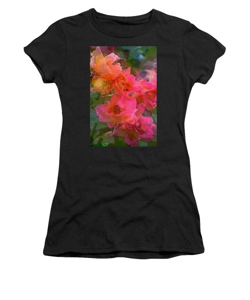 Rose 219 Women's T-Shirt (Athletic Fit)