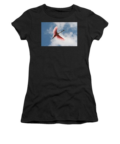 Roseate Soaring Women's T-Shirt