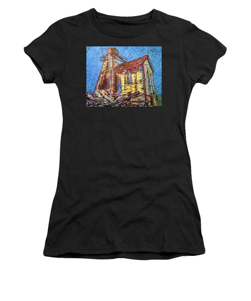Ross Island Lighthouse Women's T-Shirt