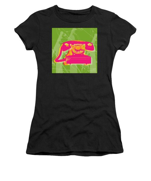 Rotary Phone Women's T-Shirt