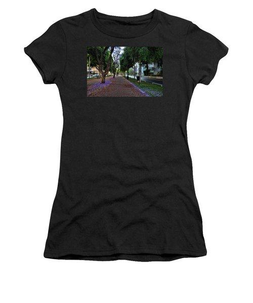 Rothschild Boulevard Women's T-Shirt