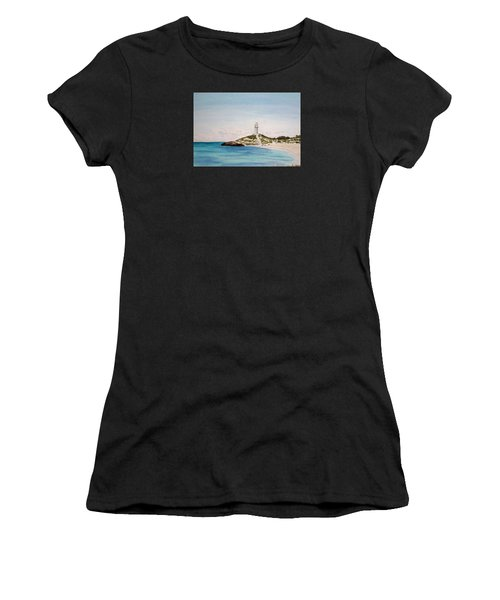 Rottnest Island Australia Women's T-Shirt (Athletic Fit)