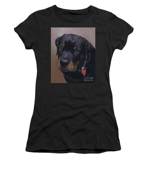 Rottweiler Dog Women's T-Shirt