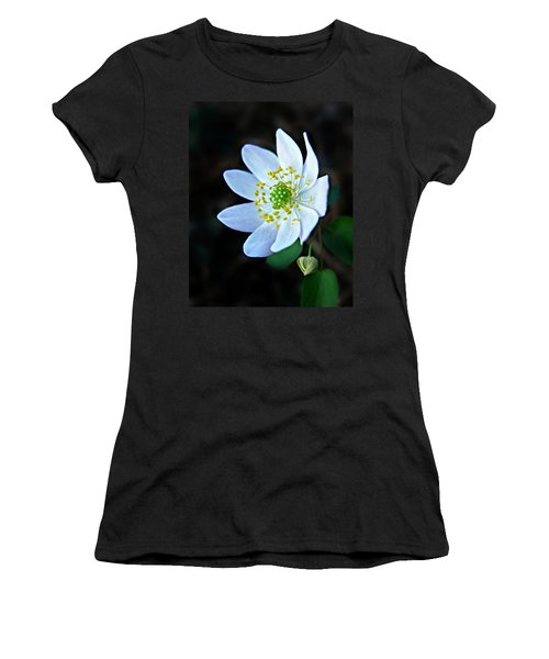 Rue Anemone Women's T-Shirt (Athletic Fit)