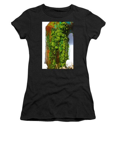 Rust And Moss Women's T-Shirt (Athletic Fit)