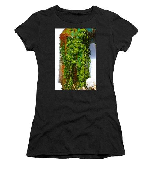 Rust And Moss Women's T-Shirt