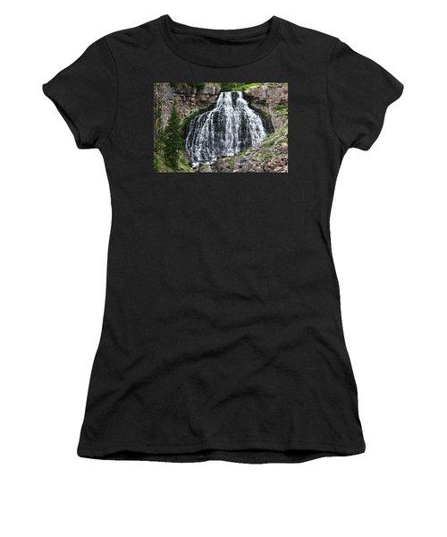 Rustic Falls Women's T-Shirt