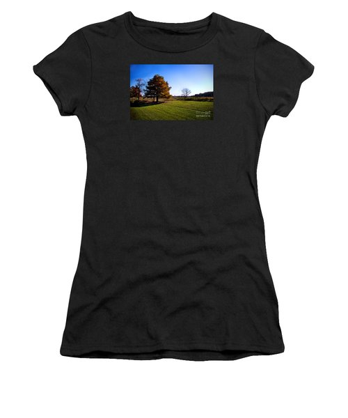Rustic Glory Women's T-Shirt (Athletic Fit)