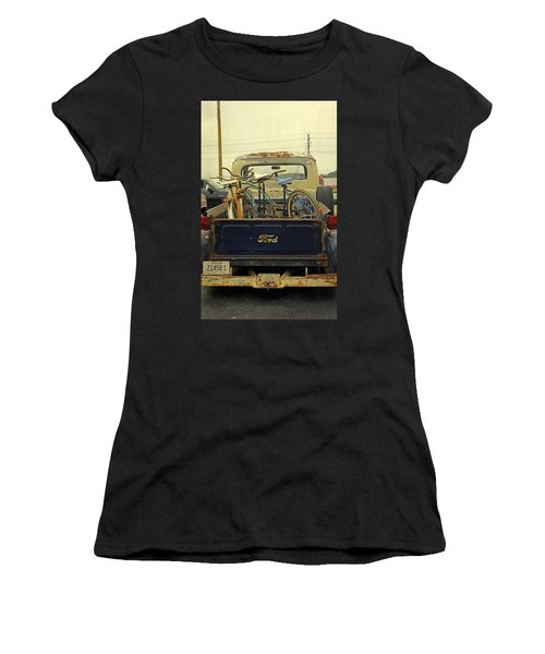 Rusty Haul Women's T-Shirt (Junior Cut) by Laurie Perry