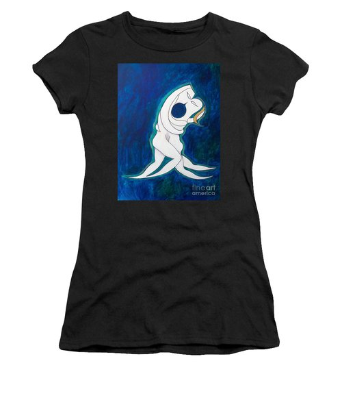 Sacred Kiss Women's T-Shirt (Athletic Fit)