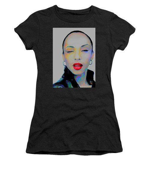 Sade 3 Women's T-Shirt (Athletic Fit)